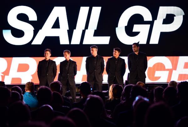 国际帆船大奖赛(Sail GP)在伦敦盛大启动