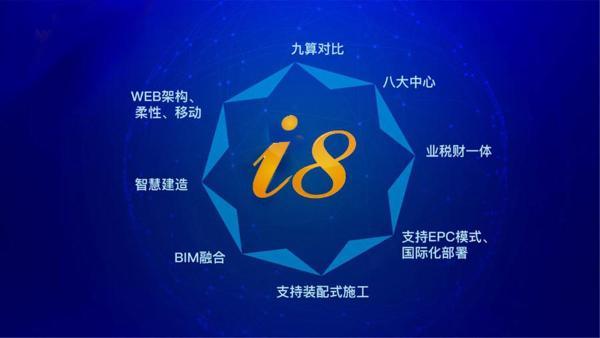 """""""业税金""""一体化 新中大i8工程企业管理软件签约广西荣耀集团"""