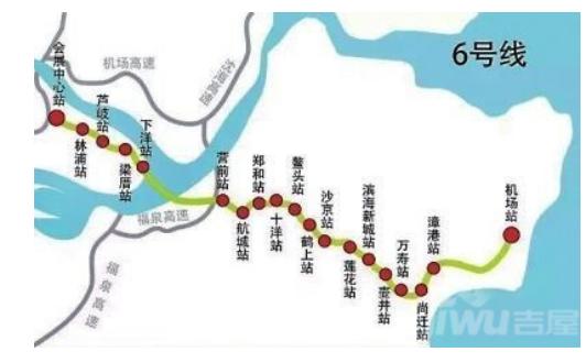 地铁技术升级!福州地铁6号线28日实现双线贯通