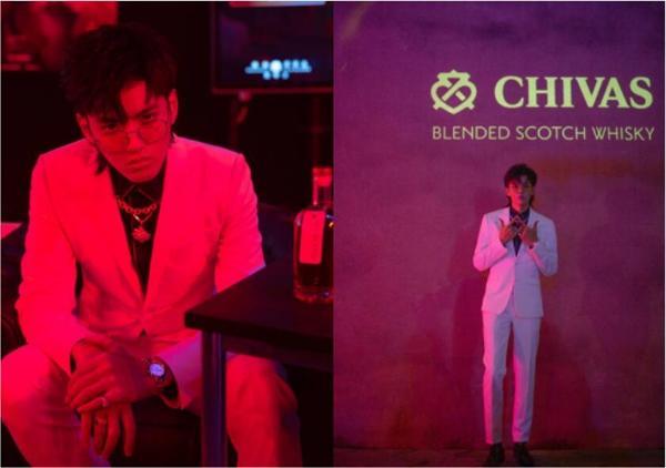 芝华士携手全球品牌代言人吴亦凡演绎调和之旅