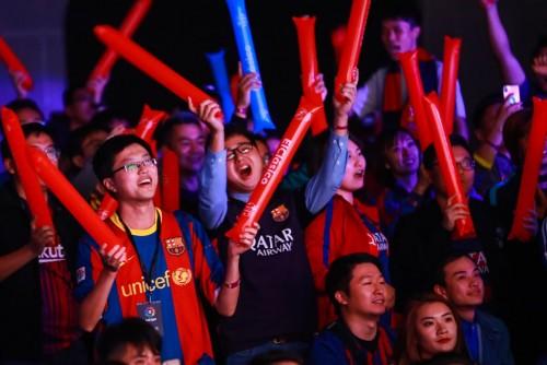 激情、娱乐与高科技!西甲再次将西班牙国家德比带到上海