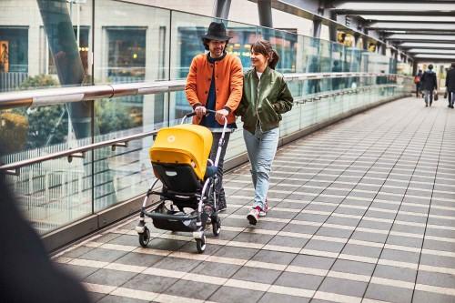 驾驶儿童推车也要持证上路,Bugaboo让新手爸妈更安心