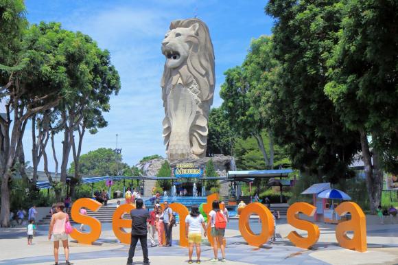 心想狮城 胜安航空带你畅游新加坡