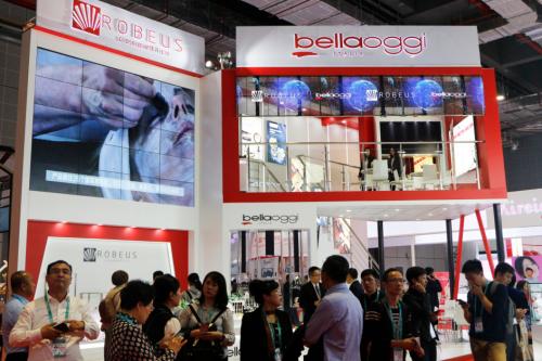 奥买家亮相首届进博会 携意大利知名美妆品牌开启中国首秀
