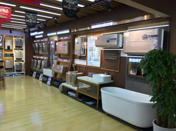 苏宁热水器节快讯:直营店同比增长超60%