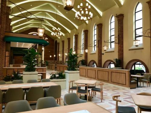 立邦工程助力打造华为研发 办公及员工住宅三大空间整体涂装方