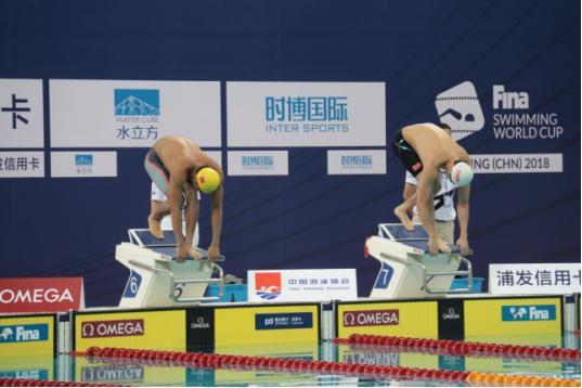 盘点FINA游泳世界杯四大亮点,AI同传提供实时翻译C位抢镜