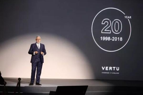 一个不容忽视的高端手机细分市场品牌-VERTU(纬图)