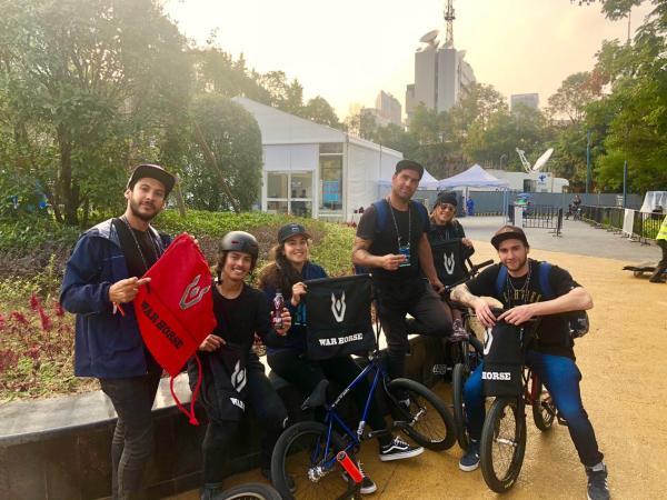 2018UCI都市自行车世锦赛落幕!极限无限,战马邀你明年成都再战!