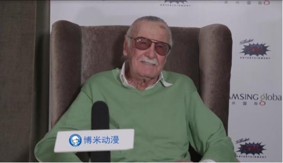 """用英雄的方式缅怀""""超级英雄之父"""" 致斯坦·李先生"""