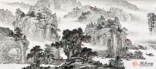 江山如此多娇,易从网特邀画家林德坤专访