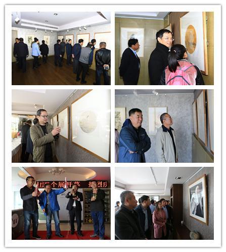 佳诺墨韵——满新建、齐永臻中国画双个展在佳诺美术馆开幕