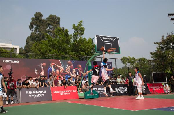 正式达成战略合作,是什么让天猫和中国大学生3X3篮球联赛走到一起?