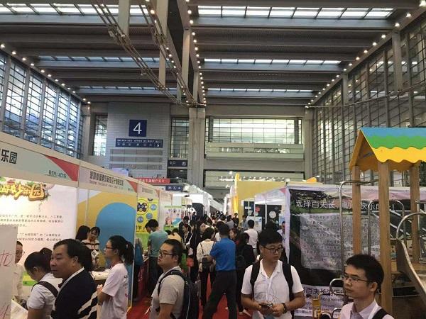 2018 CEE深圳国际幼教展在深圳会展中心圆满落幕