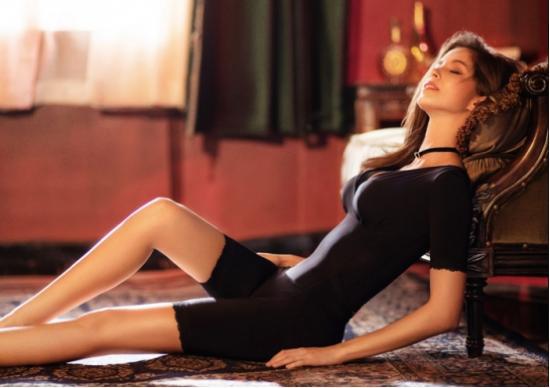细看法国歌莉伦等调整型内衣与聚拢型内衣的差异鸿沟
