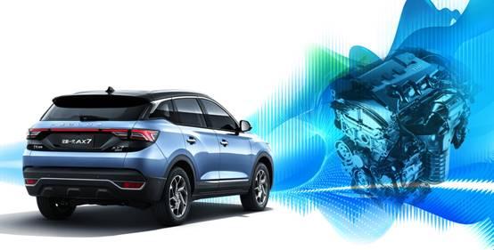 AI生态SUV魅力展现,全新一代AX7增势强劲