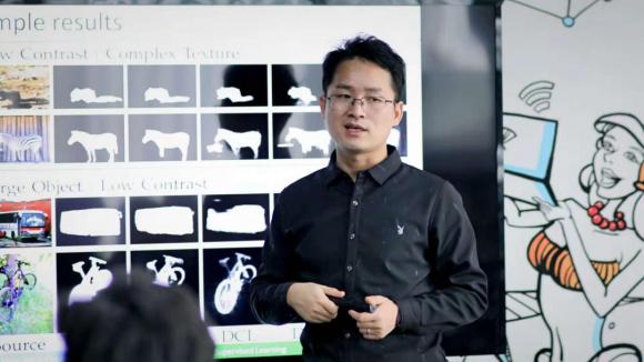 赤子城科学院举办AI Free Talk 南开大学教授程明明莅临分享
