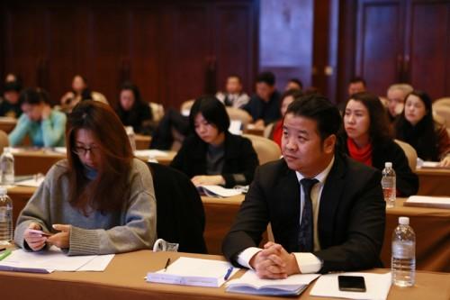 上海现代钟表珠宝商会召开二届一次会议 徐磊任会长