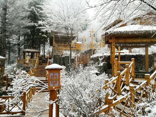 """第二届吉林·白山""""长白山之冬""""冰雪旅游节线上开幕式即将启动"""