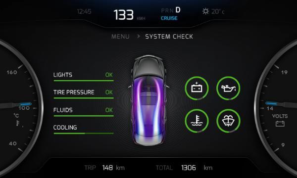 重塑科技与美 中科创达发布智能混合仪表软件平台Kanzi Hybrid 1.0