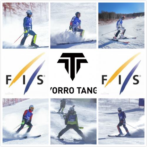 "YORRO TANG 护航中国高山滑雪队征战""远东杯"""