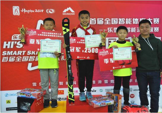 全国智能体育大赛·乐雪杯智能滑雪联赛总决赛在雪乐山圆满举行