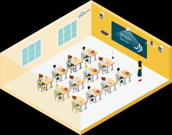 """未来""""双师课堂""""将会是什么样?263教育告诉你答案"""