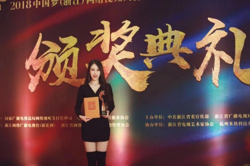 2018中国梦网络视频大赛落幕,米络星集团获两项大奖