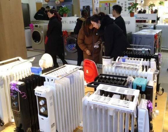 苏宁双旦跨年狂欢重磅来袭,引爆县镇市场购物热潮