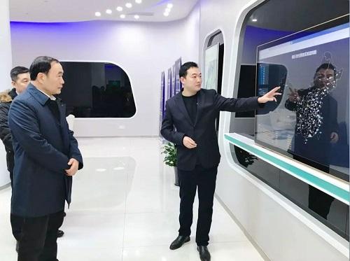 赵海山副省长调研众邦银行:一定要全力服务好中小微企业