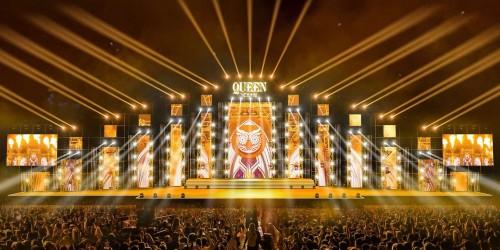 """亚博娱乐官网【点击登录】-Queen Plus""""女王+到""""演唱会,2019年1月18日汕头蓝水星"""