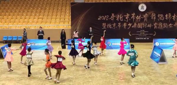 桔子树艺术斩获2018北京体育舞蹈锦标赛多项大奖
