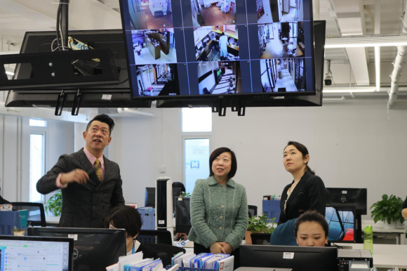 家有健康联手日本圣比埃尔医疗集团、日中友好医院 共同打造基层医疗未来