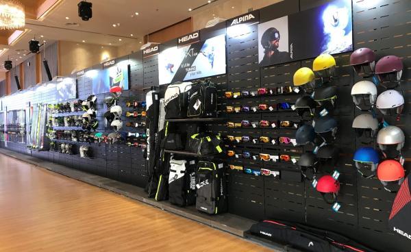 """""""雪气方刚,歃雪为盟""""19-20AW边城体育滑雪产品订货会圆满结束"""