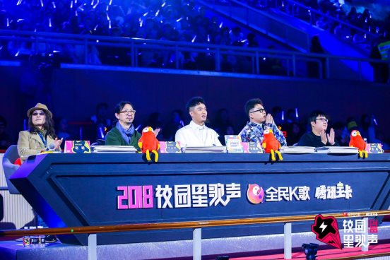 全民K歌2018校园星歌声总决赛圆满收官,火华加冕全国总冠军