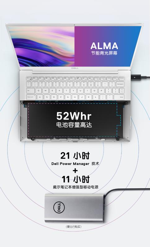"CES 2019:戴尔XPS13 9380带你在最前沿现场感受最""黑""科技!"