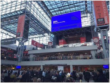 """直击""""2019全美NRF"""",英特尔携手云拿科技引领零售新风向"""