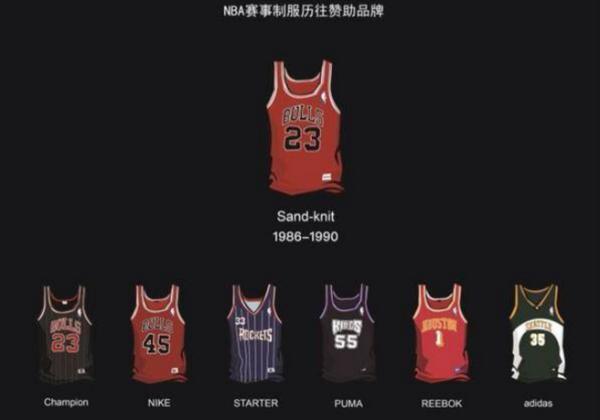 续写历史,森耐特SandKnit时隔28年再度登陆NBA赛场!