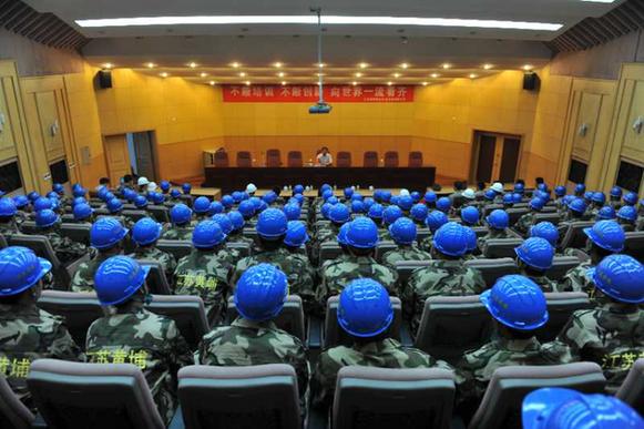 陈光标:让诚信+科技引领中国绿色拆除产业发展