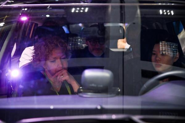 """橘子洲头百舸争流!2019CES百度Apollo助力长沙成自动驾驶""""未来城"""""""
