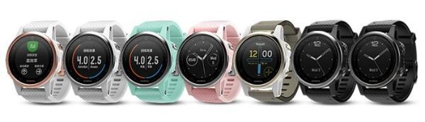 Garmin智能手表怎么选?看这一篇就够了!