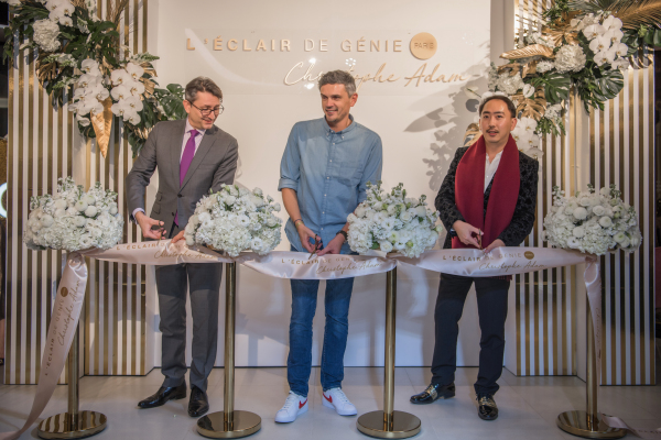 L'Eclair de Genie上海新天地店盛大开幕