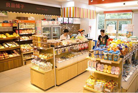 良品铺子:超标打造高品质放心零食