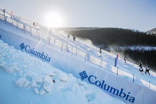 Columbia 助力2018-2019太舞国际雪联自由式滑雪雪上技巧世界杯
