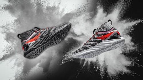 匹克这双让明星争先上脚,首发51秒售罄的跑鞋什么水平?