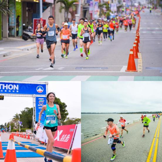 特步赞助金门马拉松 奔跑力量凝聚两岸情