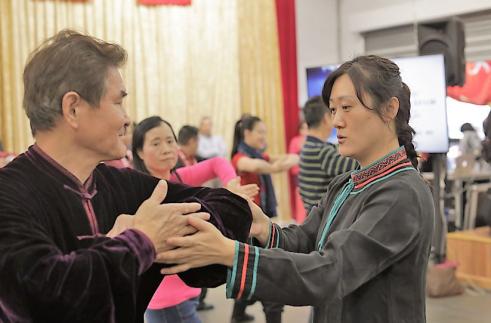 """""""一带一路""""中国太极文化世界行-美洲行圆满落幕"""