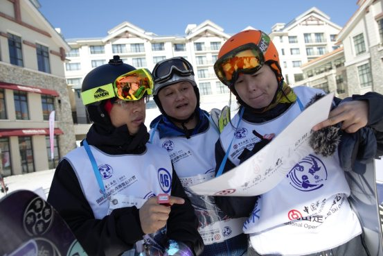 2019中国银行信用卡国际高山定点滑雪公开赛,燃爆亚布力