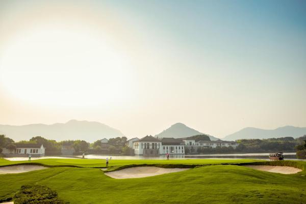 2019年中国-新西兰青少年高尔夫球团体对抗赛 新闻发布会在杭州富阳召开