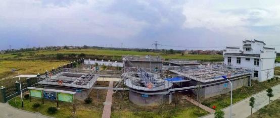 中信环境技术应城项目成湖北省乡镇污水治理标杆